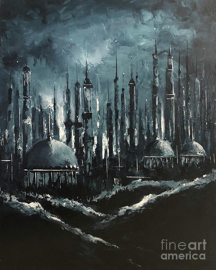Mosque-6 by Nizar MacNojia