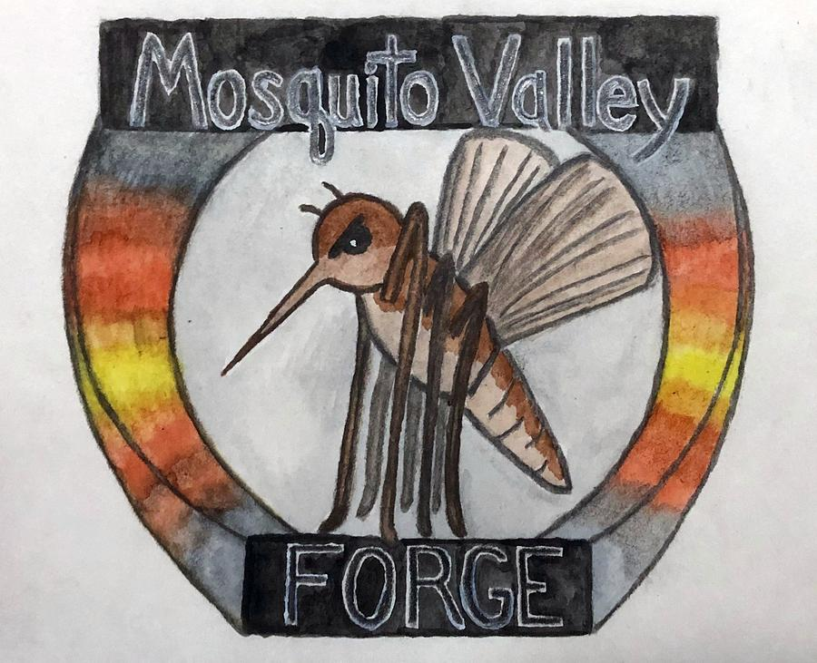 Mosquito Valley Forge Painting