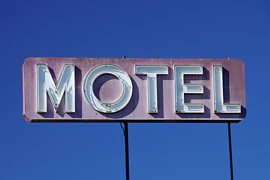 Motel Sign Photograph by Eyetwist / Kevin Balluff