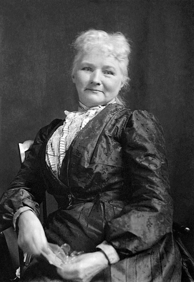 Mother Jones Portrait - 1902 by War Is Hell Store