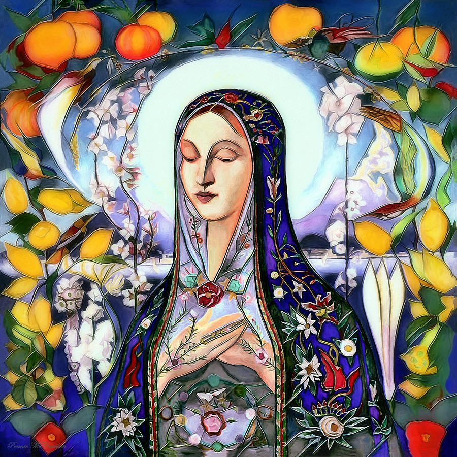 Mother Mary by Pennie McCracken