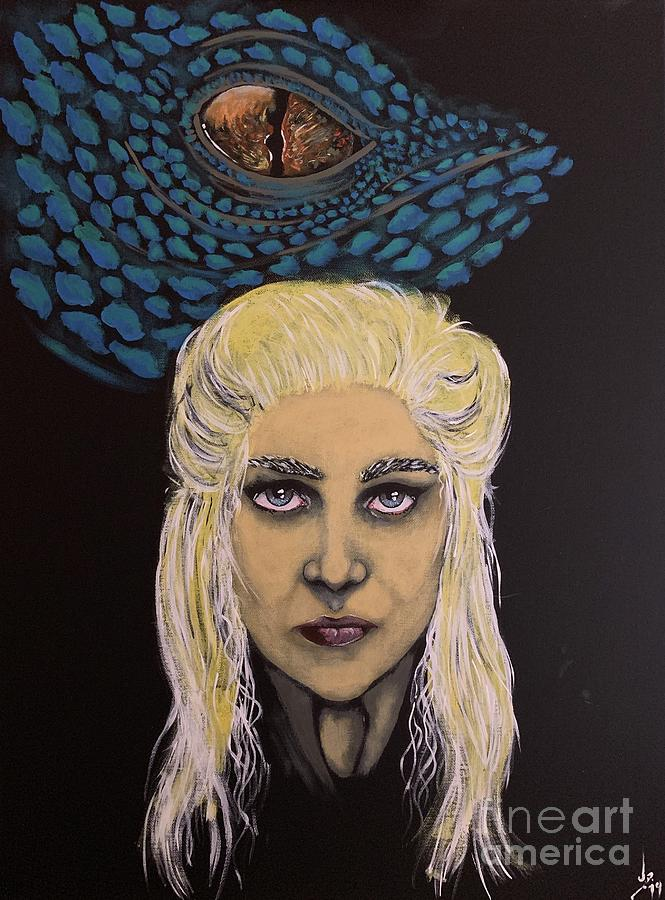 Mother of Dragons by John Creekmore