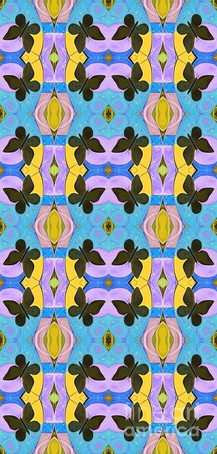 Moths 4 by Helena Tiainen