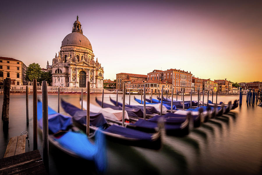 Long Exposure Photograph - Venice in motion by Andrei Dima