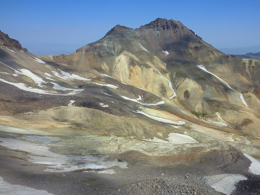 Mount Aragats In Armenia Photograph by Frans Sellies