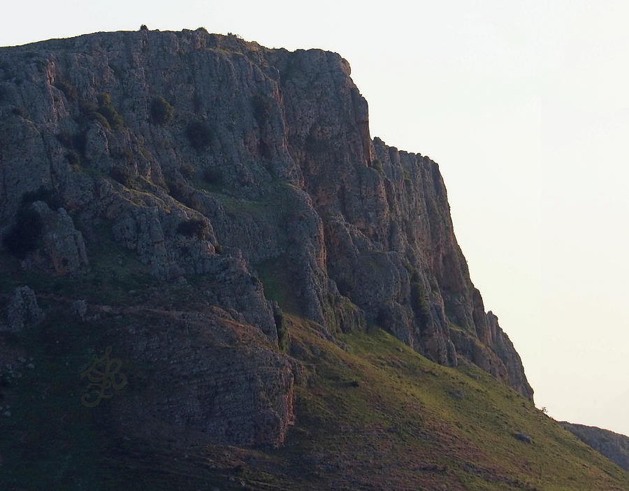 Mount Arbel by Ginger Repke