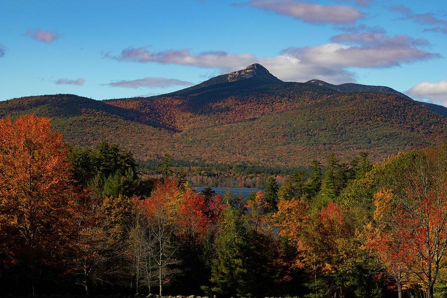 Mount Chocorua Photograph - Mount Chocorua New Hampshire by Jeff Folger