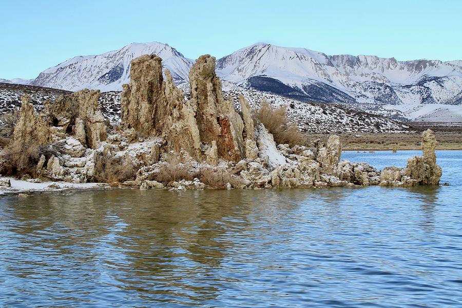 Mount Dana at Dawn  Mono Lake by Ed  Riche