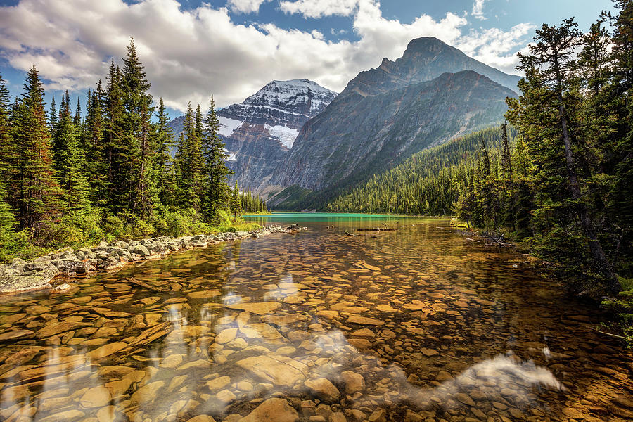 Mount Edith Cavell Alberta Canada by Pierre Leclerc Photography