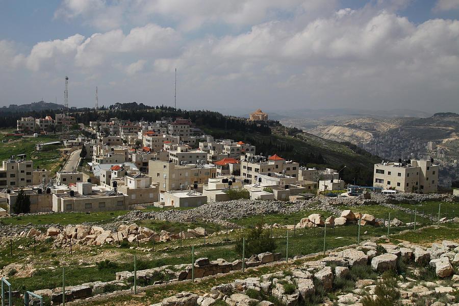 Mount Gerizim, Samaritan Community Photograph by Gunter Hartnagel