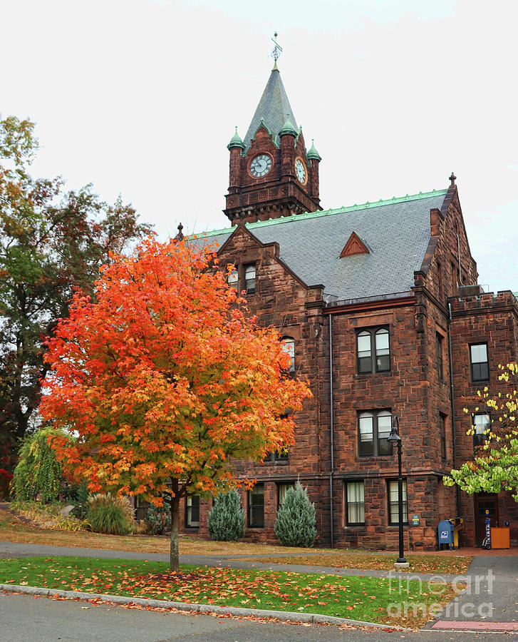 Mount Holyoke College 3796 by Jack Schultz
