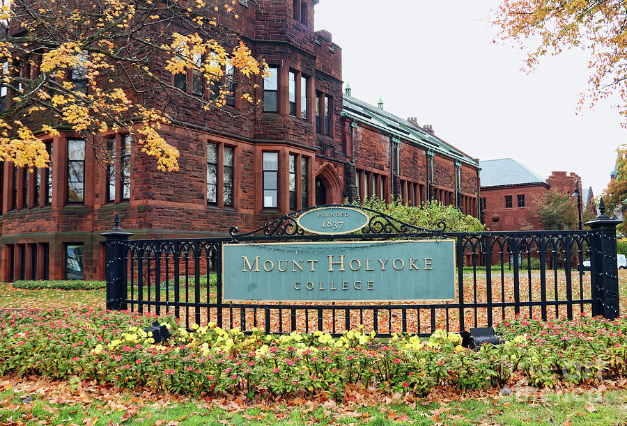 Mount Holyoke College 3843 by Jack Schultz