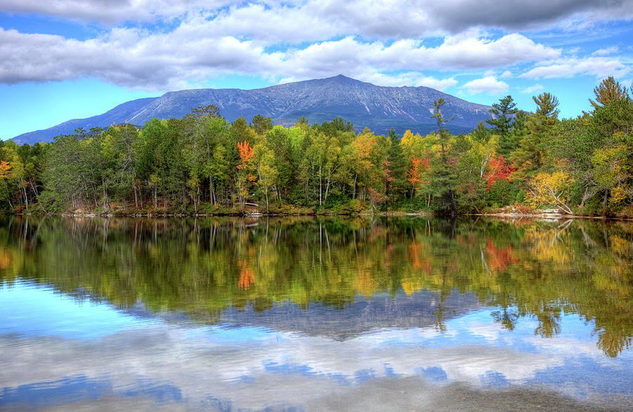 Mount Katahdin Photograph by Denistangneyjr