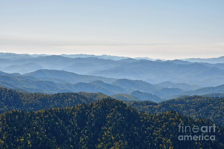 Mount LeConte 13 by Phil Perkins