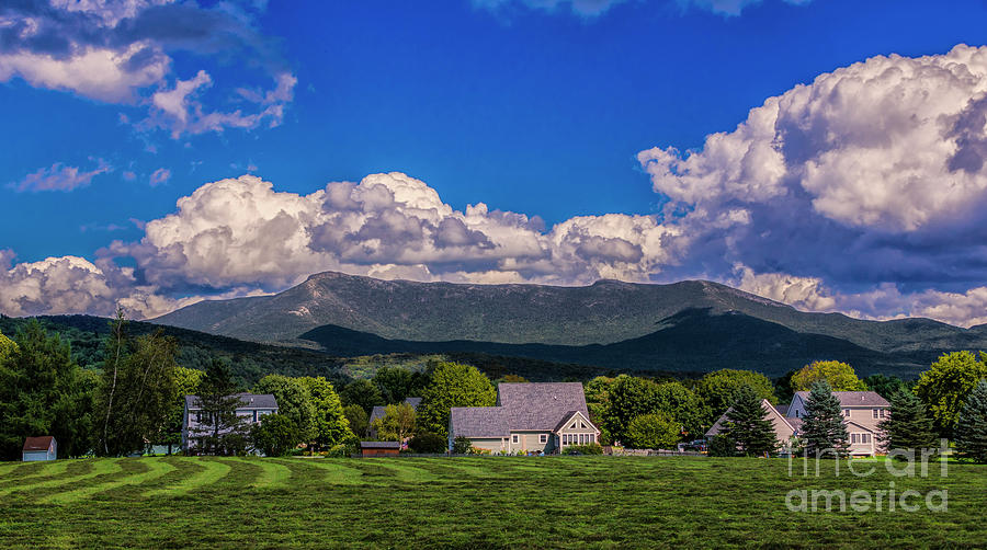 Mount Mansfield by New England Photography