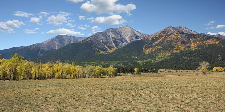 Mount Princeton - Autumn by Aaron Spong