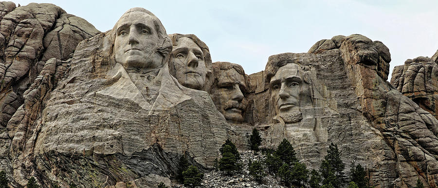 Mount Rushmore by Doolittle Photography and Art