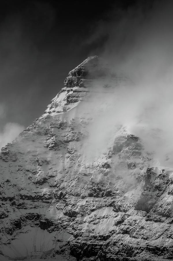 Mount Sarbach Peak by Dan Sproul