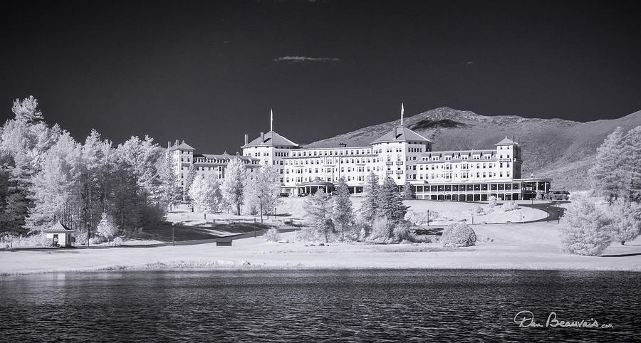 Mount Washington Hotel 7475 by Dan Beauvais
