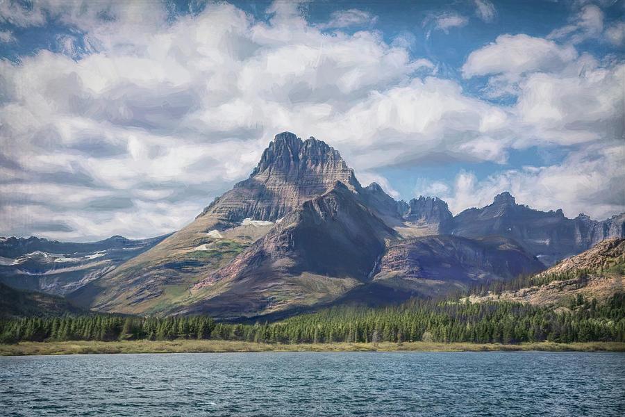 Mount Wilbur by John M Bailey