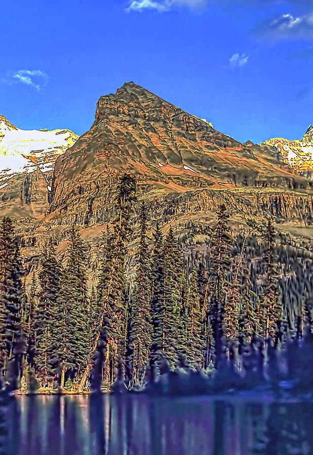 Mount Yukeness Photograph