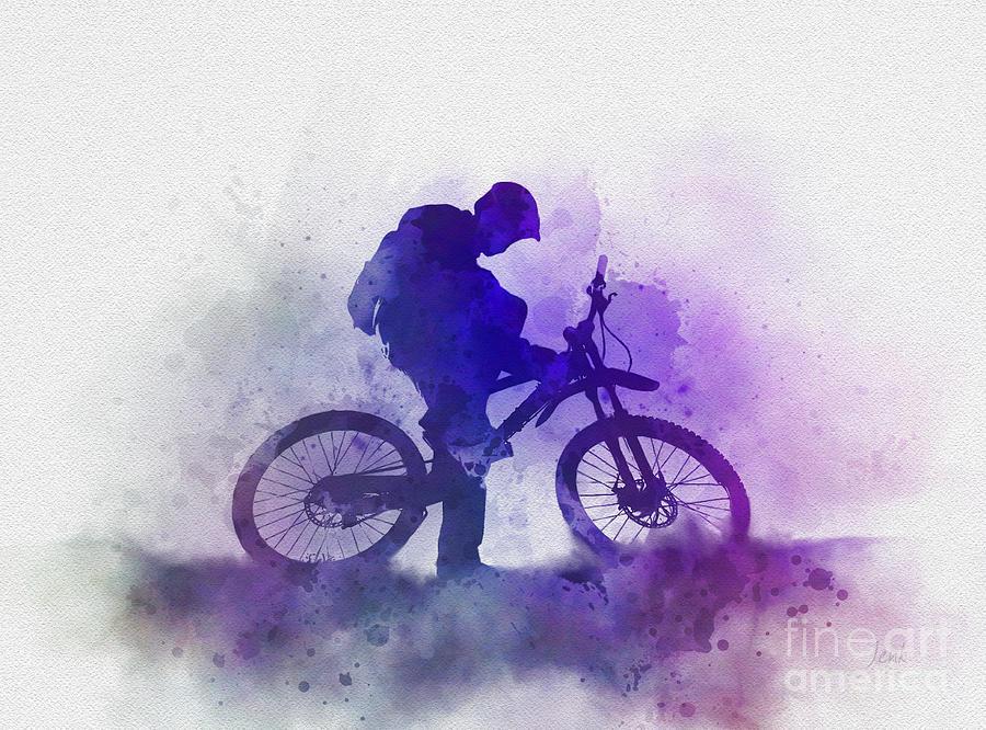 Mountain Biking by My Inspiration