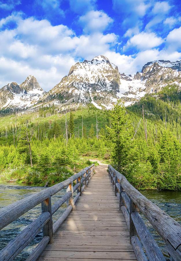 Mountain Bridge by Dan Sproul