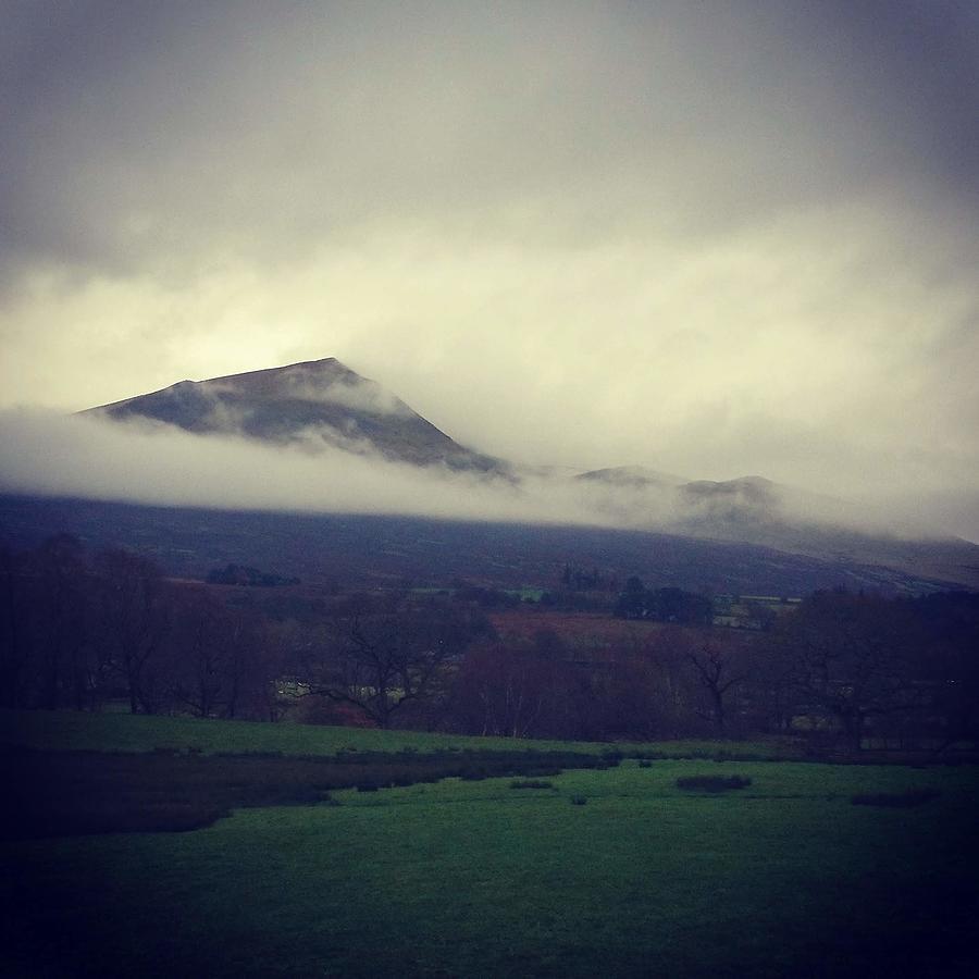 Mountain Cloud by Samuel Pye