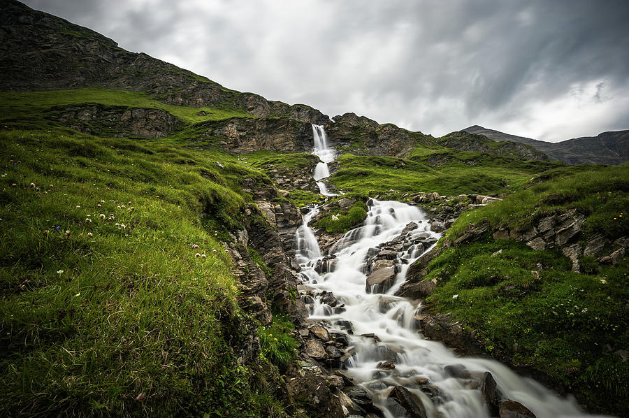 Mountain Creek Photograph by Sisifo73photography By Marco Romani