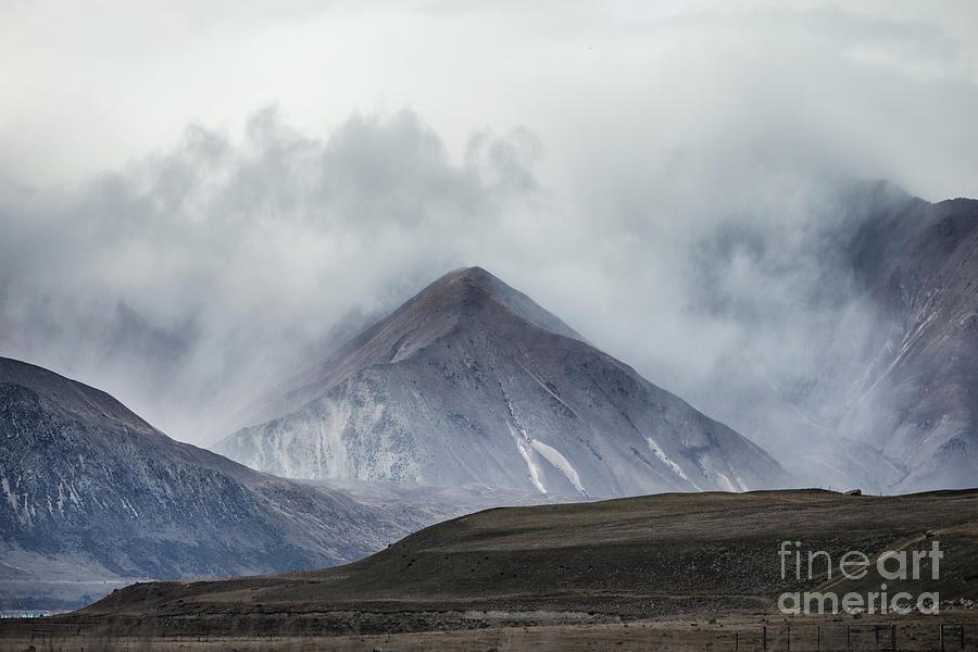 Mountain Moods Photograph