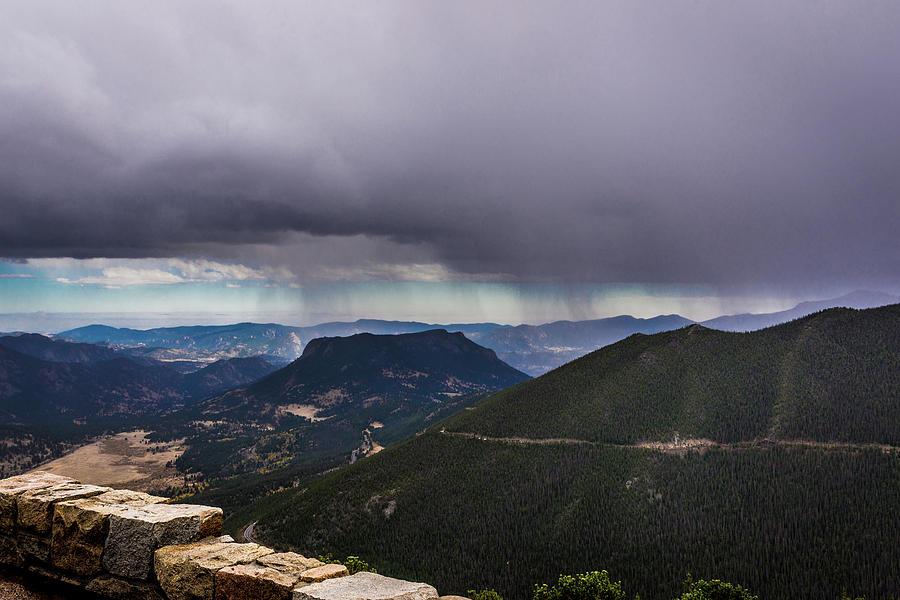Mountain Rain by James L Bartlett