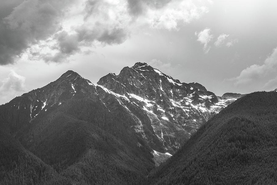 Mountain Shadows by Kristopher Schoenleber