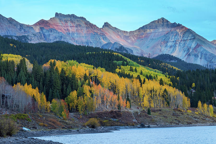 Trout Lake Photograph - Mountain Trout Lake Wonder by James BO Insogna