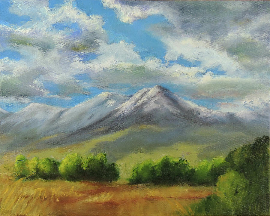 Mountain View by Marsha Karle