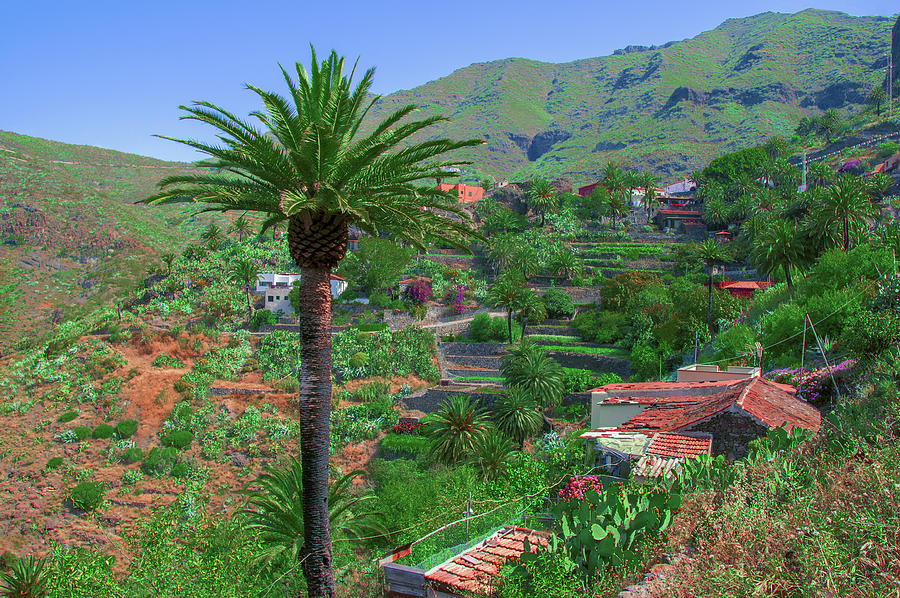Mountain village Masca by Sun Travels