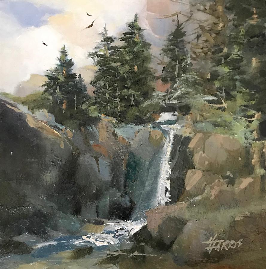 Mountain Waters by Helen Harris