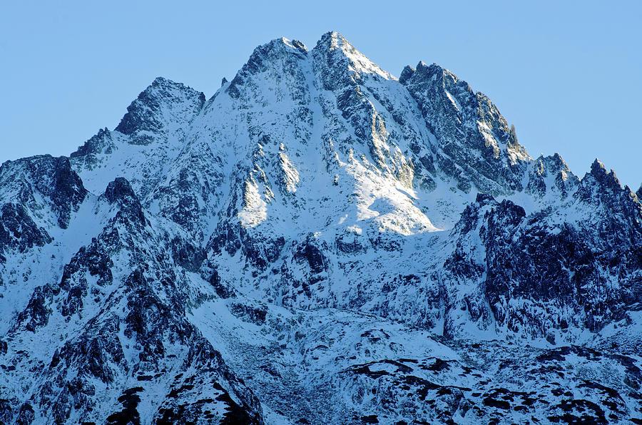 Mountain Photograph by Yorkfoto