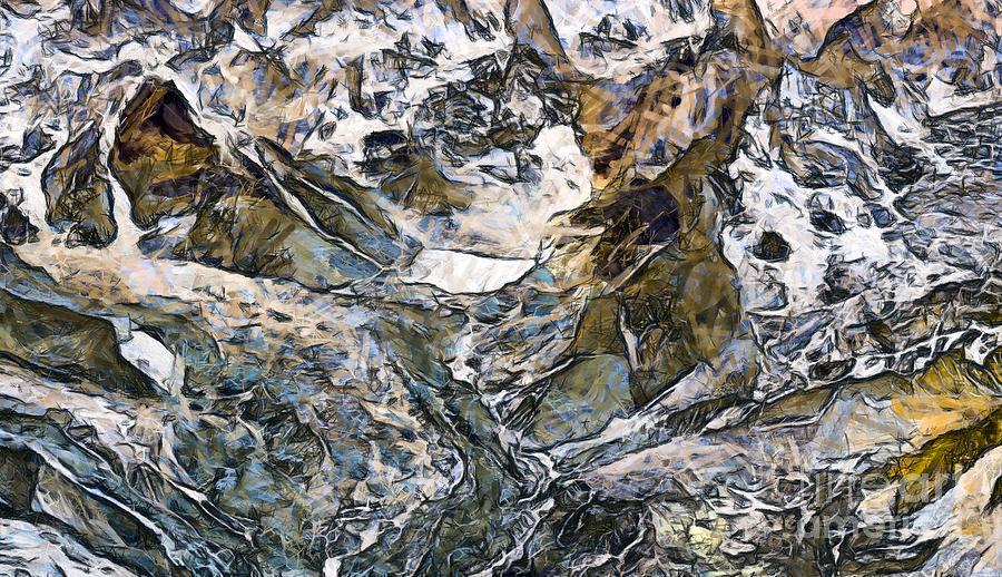 Mountains valleys empire by Odon Czintos