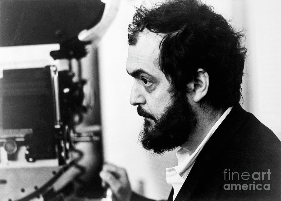 Movie Director Stanley Kubrick Photograph by Bettmann