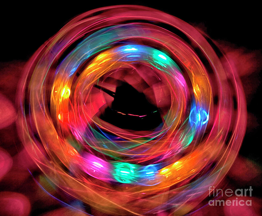 Moving colors by Patricia Hofmeester