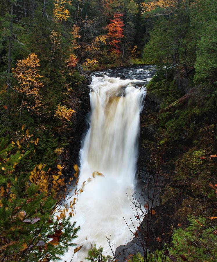Moxie Falls by Rick Hartigan