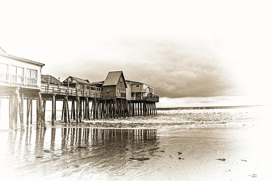 Old Orchard Beach by Anthony Baatz