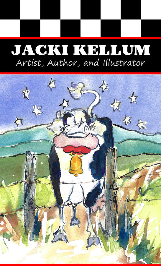 Mrs. Cow Down on the Farm Jacki Kellum Artist Author and Illustrator by Jacki Kellum