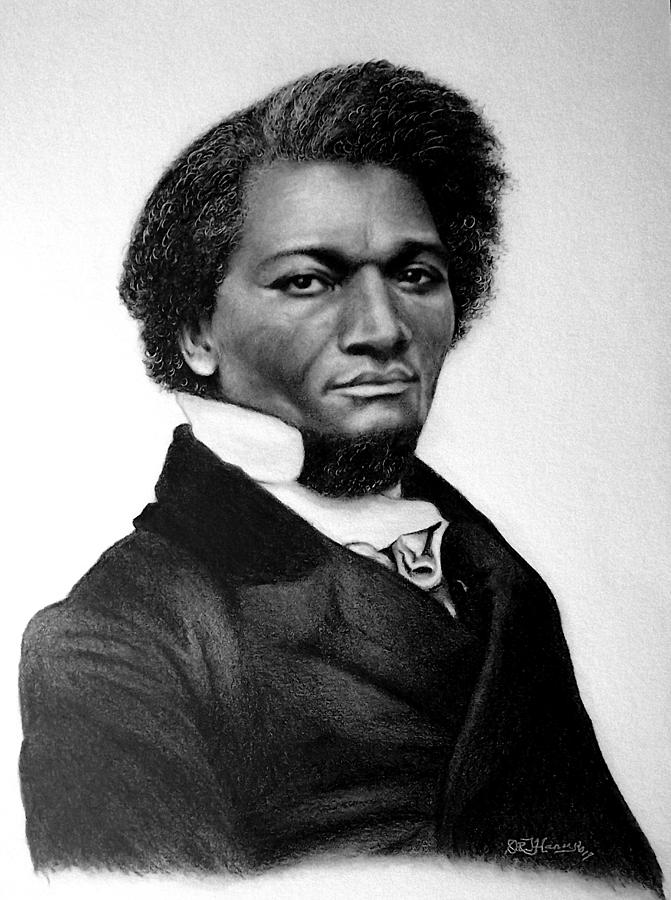 Mr. Frederick Douglass by Danielle R T Haney