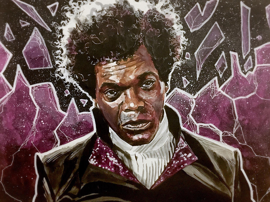 Mr Glass by Joel Tesch