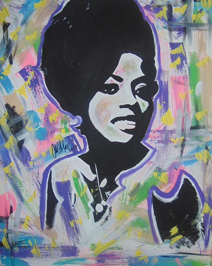 Mrs Ross by Antonio Moore