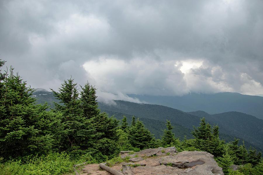Mt. Craig Overlook by Natural Vista Photo