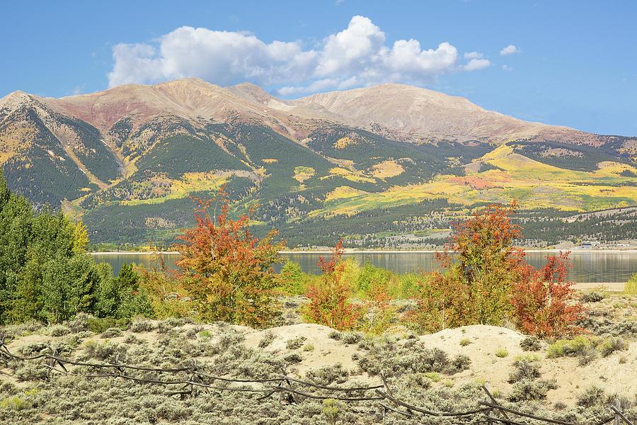 Mt. Elbert Autum 2 by Aaron Spong