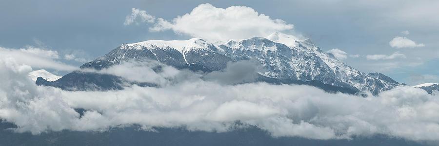 Mt. Olympus by George Grigoriadis