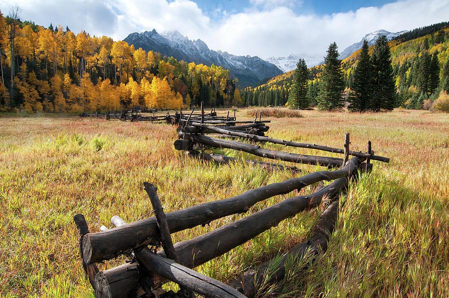 Mt. Sneffles Wilderness by Steve Stuller